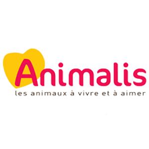 Logo Animalis - Wit